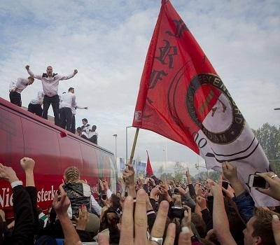Feyenoord verzekerd van deelname aan voorronde Champions League
