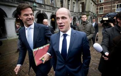 PvdA grote verliezer en winst voor D66 en SP
