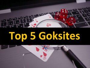top 5 meest betrouwbare goksites