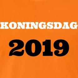 Koningsdag is in Almere al begonnen