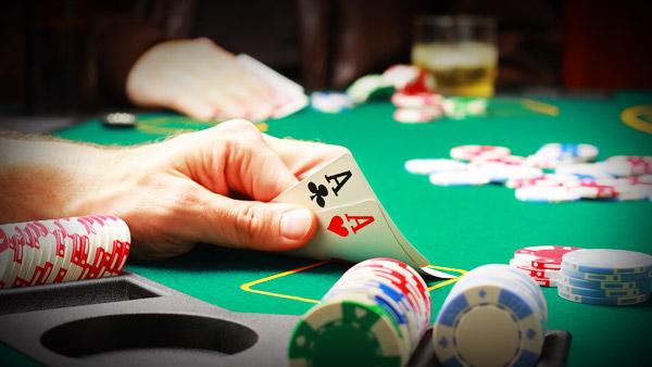 afbeelding poker spel