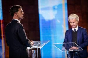 Rutte en Wilders gaan het Debat aan